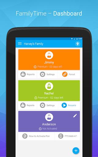 FamilyTime Parental Controls & Screen Time App  screenshots 9