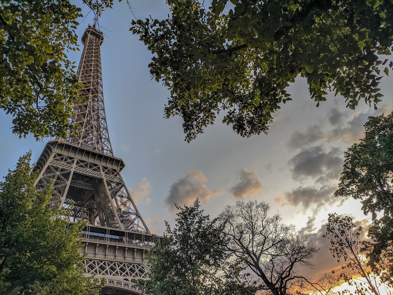 Embrace the Outdoors in Beautiful Paris