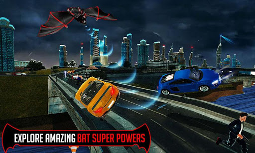 Super Hero Robot Transforming Games Real Robot Bat 11 screenshots 3