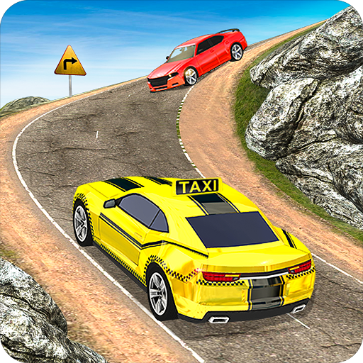 Mountain Taxi Driver: Driving 3D Games (game)
