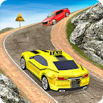 Mountain Taxi Driver: Driving 3D Games Icon
