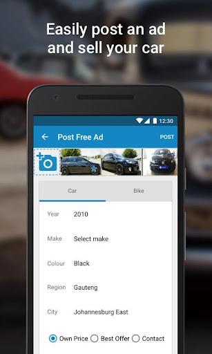 Auto Mart 3.0.2 screenshots 1