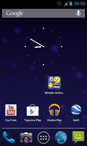 Whistle Phone Locator screenshot 1