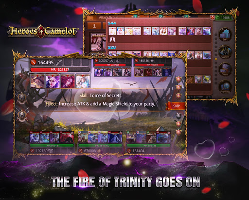 Heroes of Camelot filehippodl screenshot 15