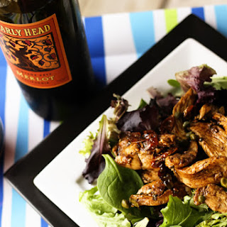 Balsamic Chicken Dinner Salad