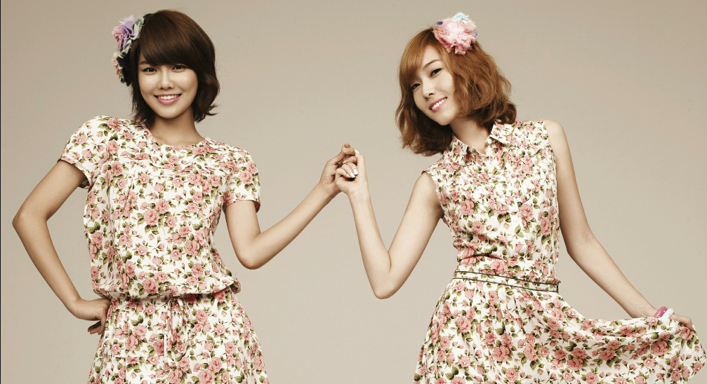 sooyoung and jessica