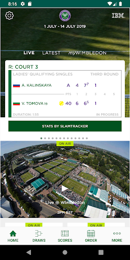 The Championships, Wimbledon 2019 7.3 screenshots 2