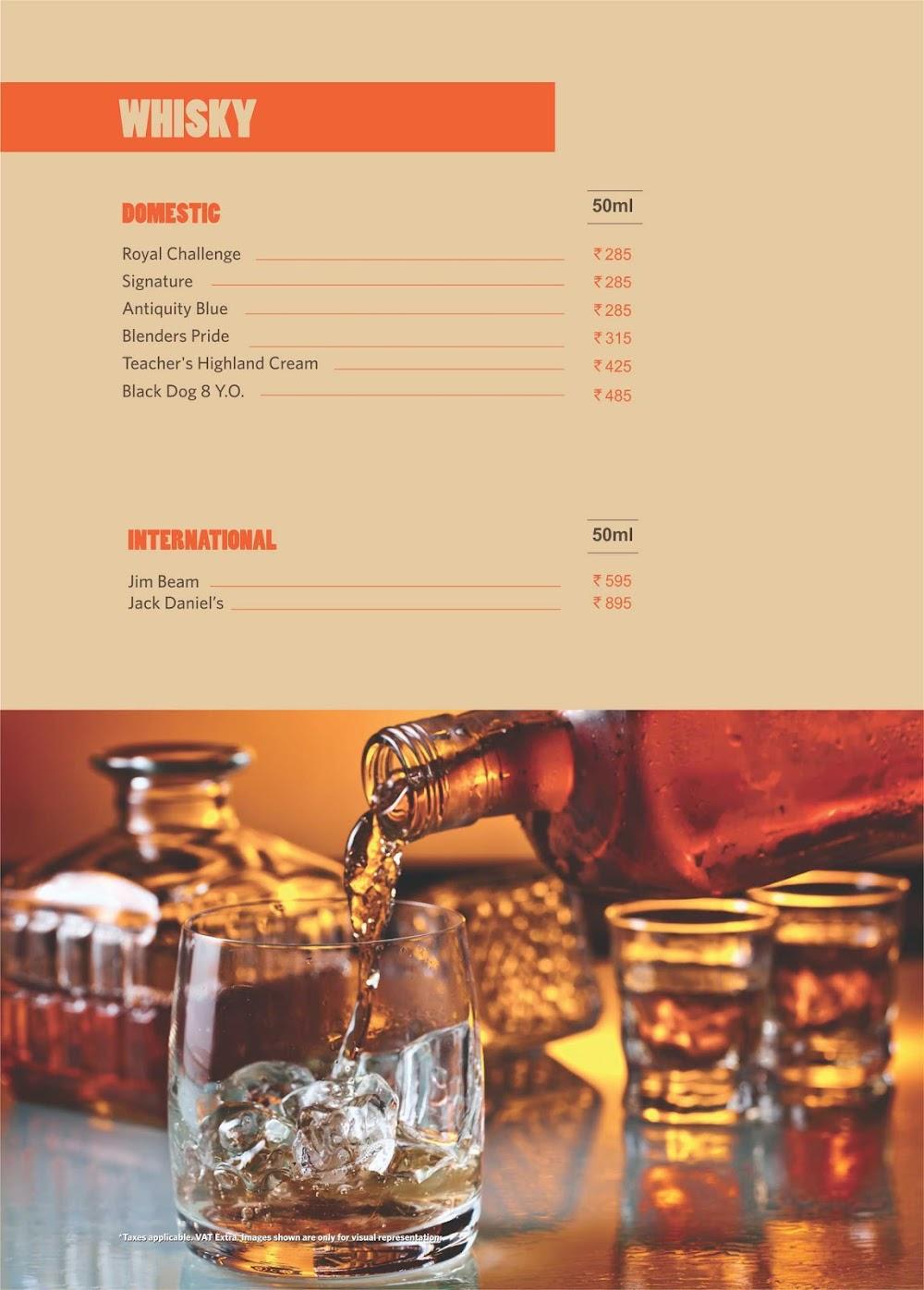 Barbeque Nation menu 8