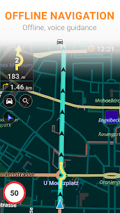 OsmAnd + maps and navigation v1.9.4 Mod APK 2