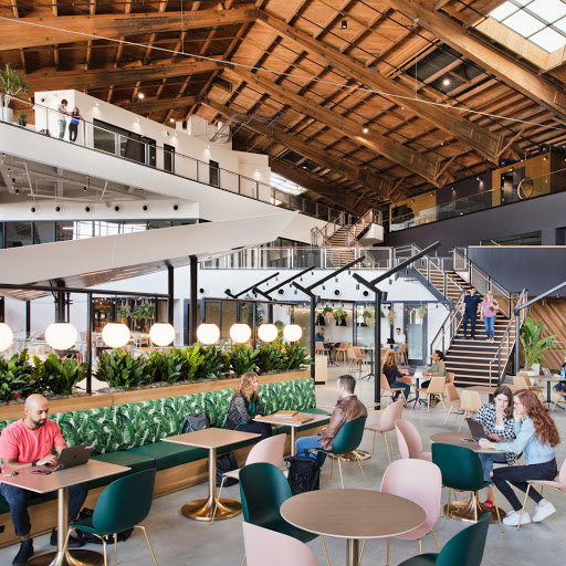 Designing the best place to work image
