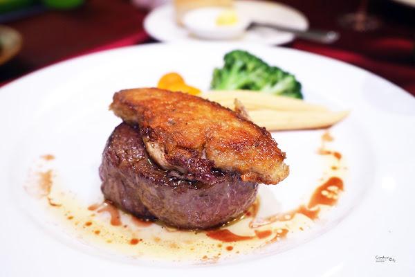沾美西餐廳|慶生過節必備的台北牛排餐廳(含菜單)
