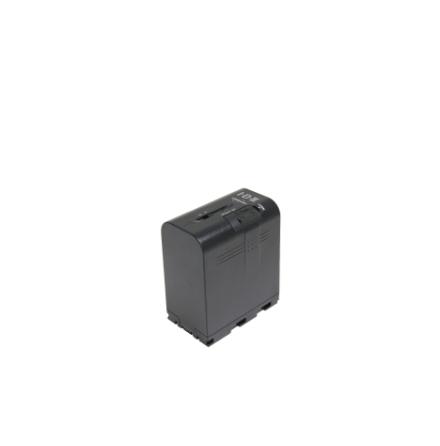 Battery for JVC GY-HMQU & HM600 7,4V 7350mAh - IDX