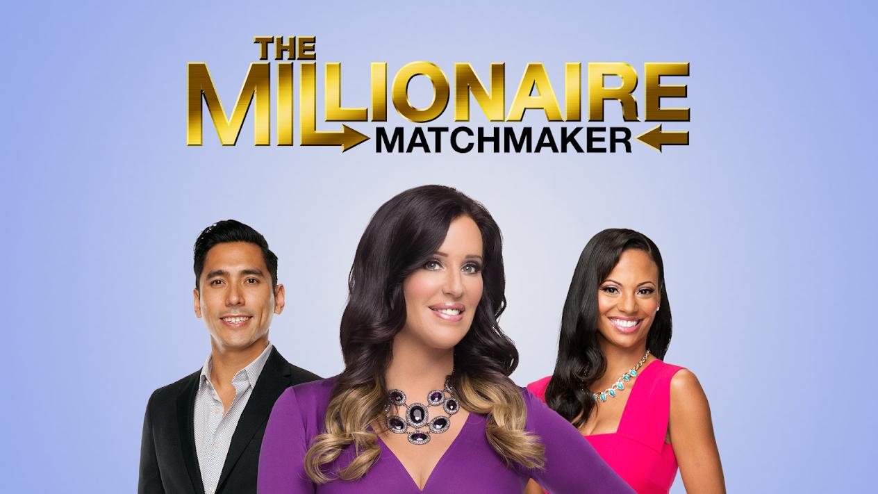 Millionaire dating show