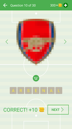 Soccer Club Logo Quiz: more than 1000 teams screenshots 3
