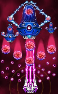 Space Shooter: Galaxy Attack MOD (Free Shopping) 3