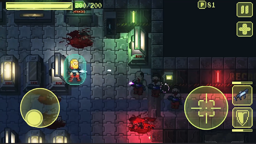 Ailment: space shooting pixelart game filehippodl screenshot 8