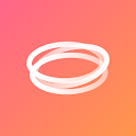 Hoop - New friends on Snapchat icon