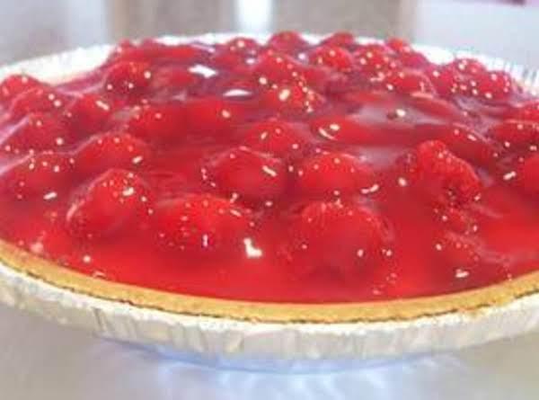 Quick Cherry Cheesecake