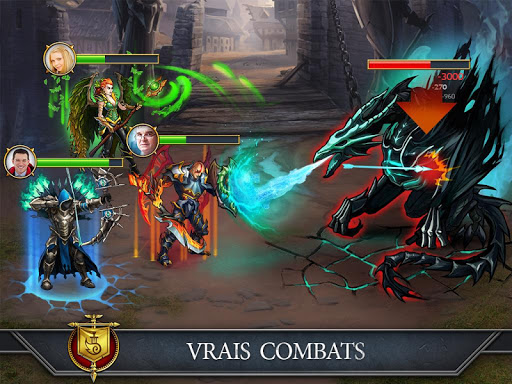 Code Triche Gods and Glory: War for the Throne APK MOD screenshots 3