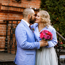 Wedding photographer Anna Bochkareva (Schotlandka). Photo of 13.10.2018