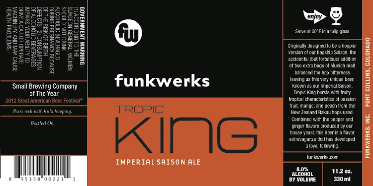 Logo of Funkwerks Tropic King