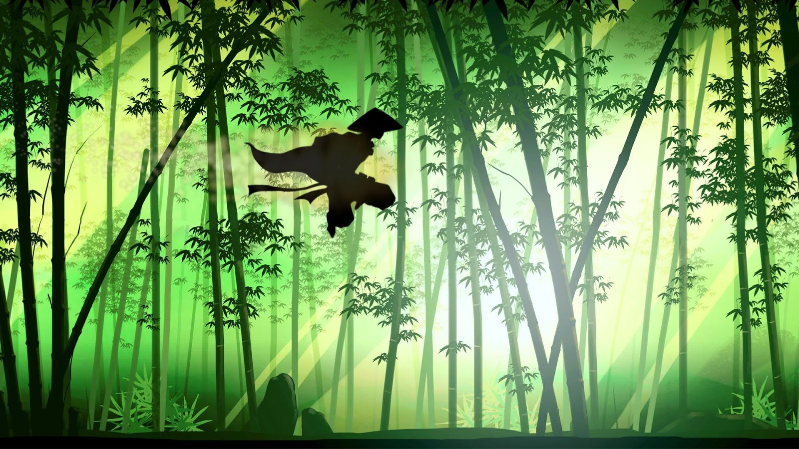 Bamboo Spirit- screenshot