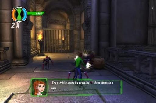Trick For BEN 10 Ultimate Alien 1.0 screenshots 2