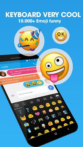 Emoji Keyboard screenshot 2