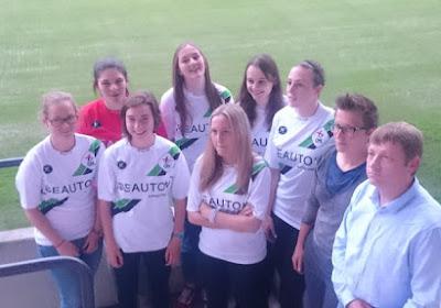 OHL Vrouwen tegen Genk in Eneco Stadion