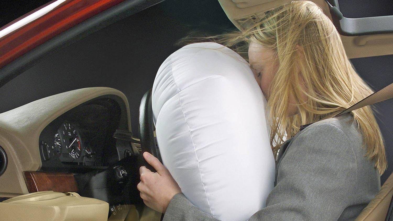 восстановленные подушки безопасности