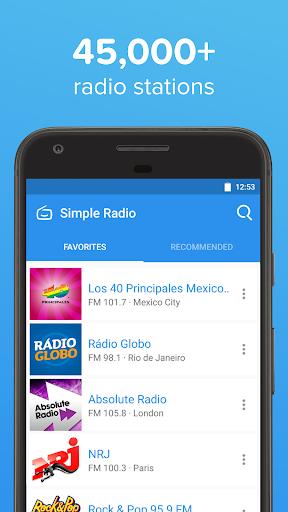 Simple Radio by Streema