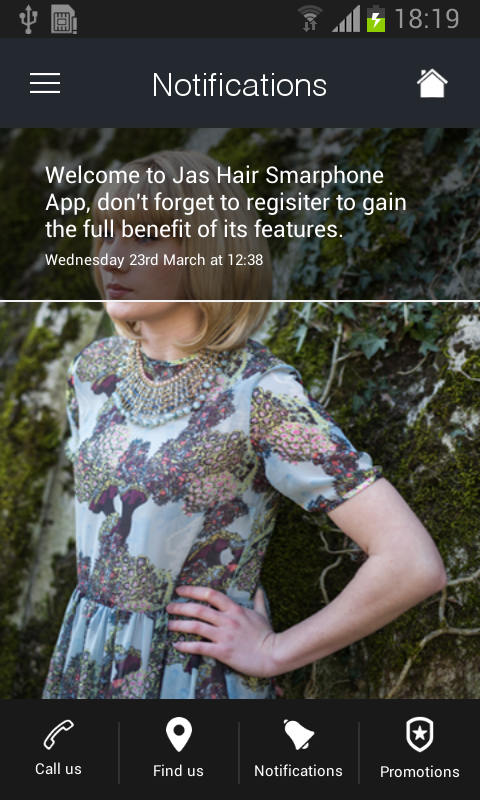 Jas Hair Salon- screenshot