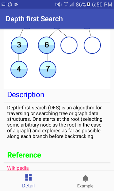 Algorithm Visualizer – (Android Apps) — AppAgg
