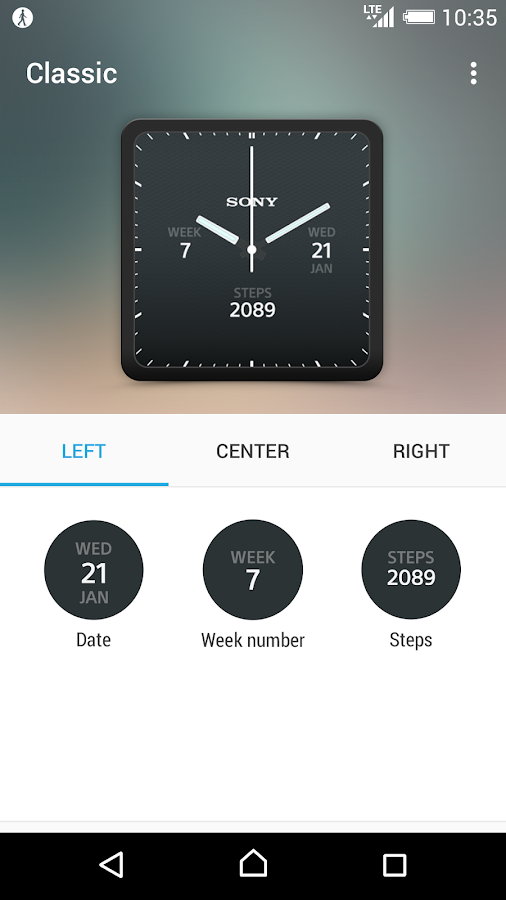 Watch Faces for Smartwatch 3- screenshot