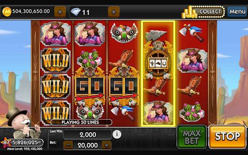 MONOPOLY  Slots screenshot 6