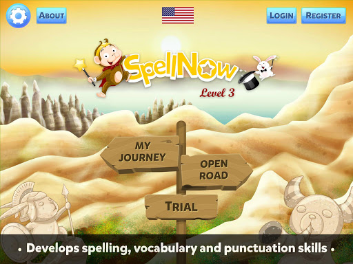 SpellNow Level 3 US 1.8.0 screenshots 9