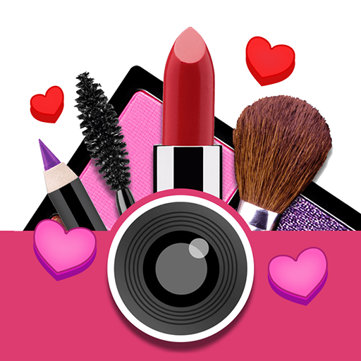 YouCam Makeup - Magic Selfie & Virtual Makeovers Icon