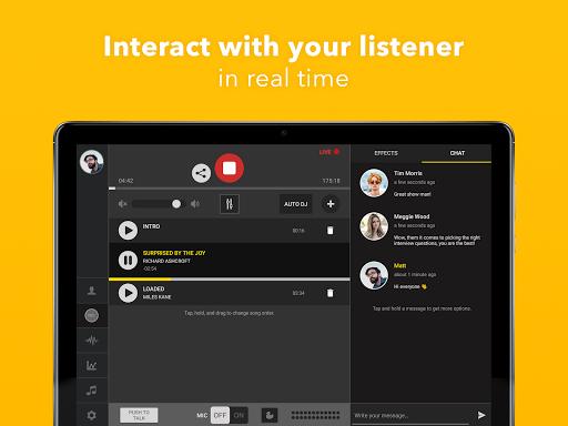 Spreaker Studio - Start your Podcast for Free 1.20.0 screenshots 12