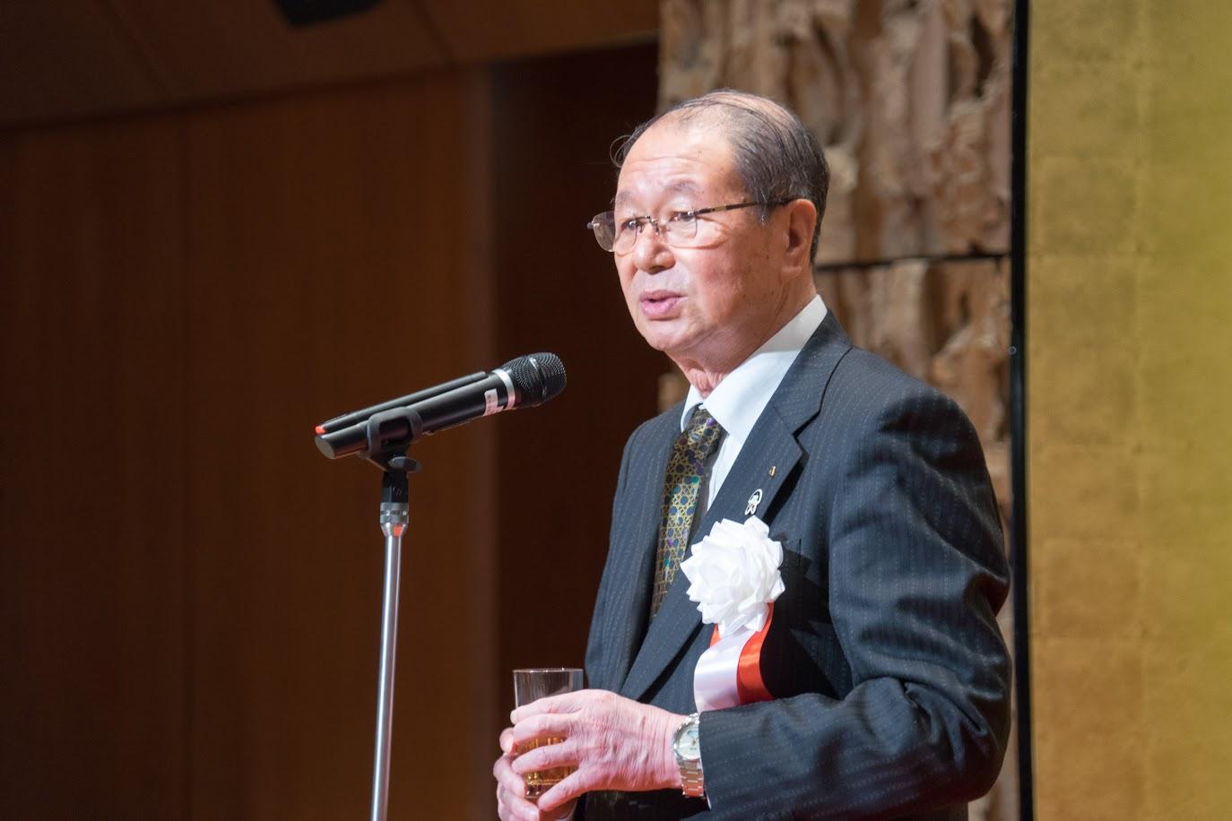 全国農業協同組合中央会・奥野長衛 会長