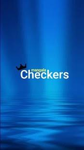 Mangala Checkers - náhled