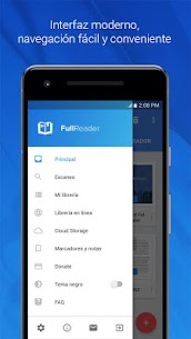 FullReader Premium: Lector de libros electrónicos 1