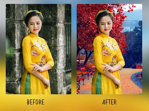Photo Background Replace 2.6 screenshots 1