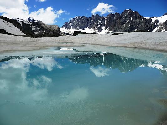 Acqua, neve, ghiaccio di Laucol