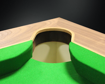 Spartan Pool Table Side Pocket