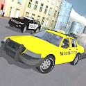 City Taxi Cab Driving Simulator icon