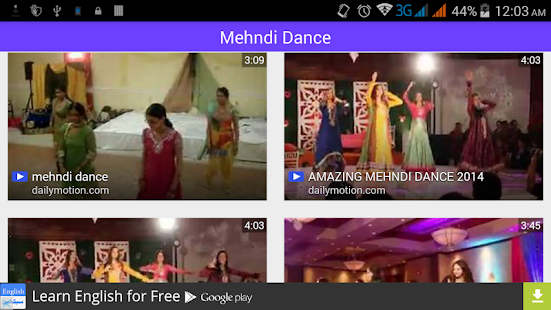 Mehndi Dance And Songs 2017- screenshot thumbnail