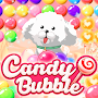 Candy Bubble Shooter Free - Bubble Games for Girls