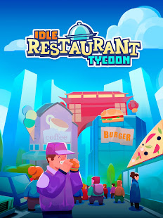Game Idle Food Restaurant - Tycoon Empire Game APK for Windows Phone