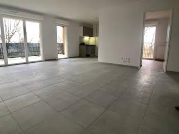 Appartement 4 pièces 78,34 m2