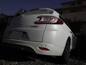 メガーヌエステート KZF4R GT220のカスタム事例画像 またのさんの2019年12月08日06:09の投稿